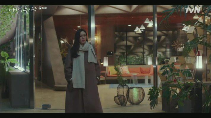 Son Ye Jin's Coat in Crash Landing on You, Maxmara