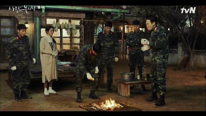 Son Ye jin's sneakers in Crash Landing on You