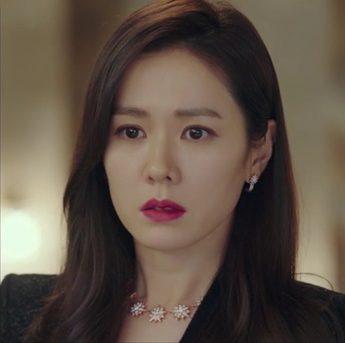 Bông tai Son Ye Jin Crash Landing on You Ep1 (Penélope Cruz Moonsun Pierced Earets Jackets)