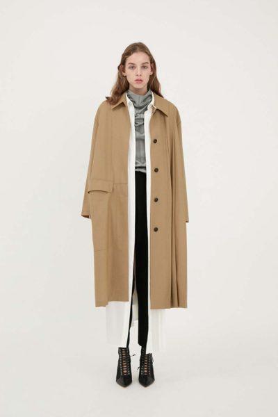 Start-Up Suzy Coat, áo khoác maxi len mềm mại của thương hiệu MAISONMARAIS