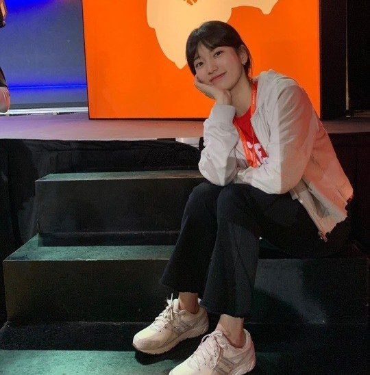 Check out Star-Up Suzy sneakers (New Balance)