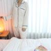 Bae Suzy , pigiami alla moda in Start-Up (Lounge.mi)