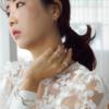Bông tai Suzy của Start-Up, thiết kế thanh lịch của thương hiệu MONO NO AWARE