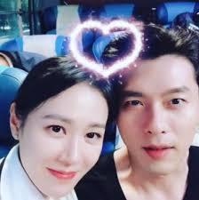 Hyun Bin and Son Ye Jin Dating Rumor