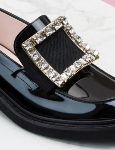 True Beauty Moon Ga Young Roger Vivier loafer is Hot