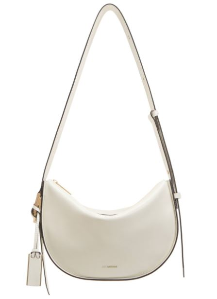 True Beauty Moon Ga Young white shoulder bag is hot