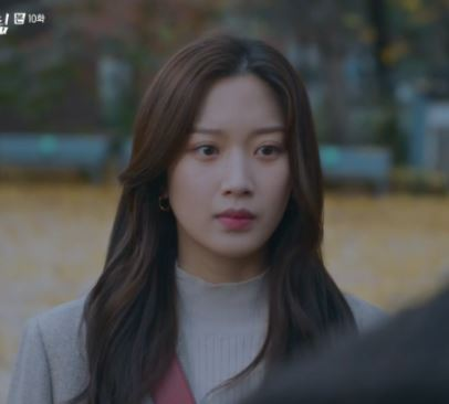 True Beauty Moon Ga Young pullover sweater is nice