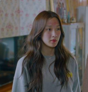 Le sweat-shirt True Beauty Moon Ga Young