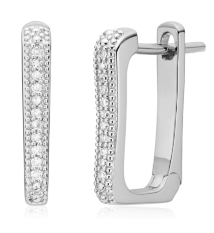 Penthouse Kim Eugene link earrings are absolutely classy