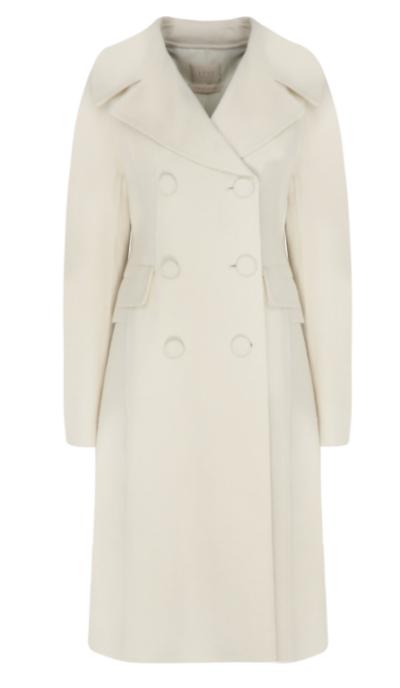 Ela nunca saberia que o meio-casaco Won Jin Ah realmente elegante