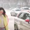 Ela nunca saberia que as camisas Won Jin Ah eram definitivamente fofas