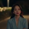 Ela nunca saberia que os brincos de gota Won Jin Ah eram realmente atraentes