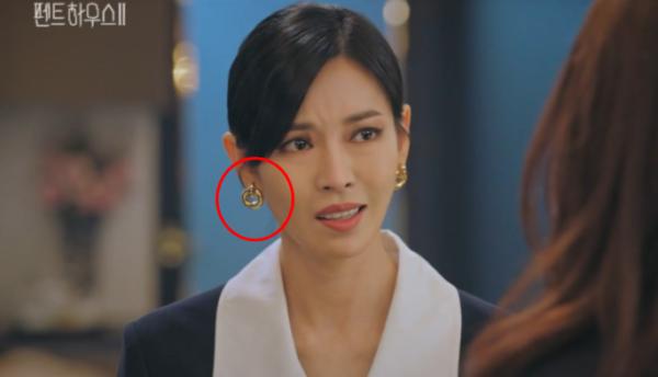 Bông tai Penthouse Kim So yeon cực kỳ đáng chú ý
