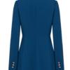 Jaqueta azul Vincenzo Jeon Yeo Bin é superclasse