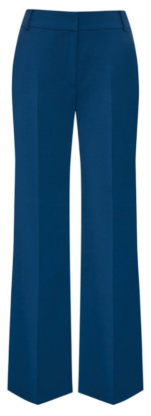 A calça azul Vincenzo Jeon Yeo Bin é absolutamente estilosa