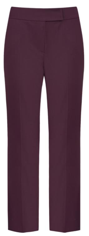 As calças roxas Vincenzo Jeon Yeo Bin são super elegantes