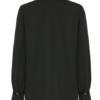 A blusa preta de Vincenzo Jeon Yeo Bin é literalmente notável