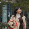 A bolsa cruzada Lovestruck in the City Kim Ji Won é super elegante