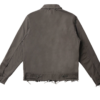 Jaqueta de trabalho carvão SISYPHUS Cho Seung Woo super estilosa