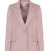 Jaqueta de lã Vincenzo Jeon Yeo Bin completamente estilosa