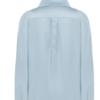 Blusa com gravata Vincenzo Jeon Yeo Bin Silk completamente clássica