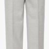 Vincenzo Song Joong Ki Gray terno de ajuste padrão totalmente clássico