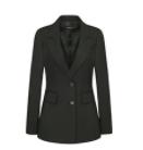 Law School Go Yoon Jung schwarze Jacke ist absolut edel