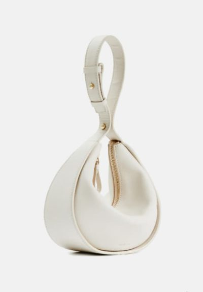 Tas putih imitasi MINSEO pasti bagus untuknya