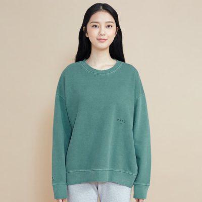 Dennoch Han So Hee Pars Ein Straßburg Green SweatShirt ist buchstäblich attraktiv