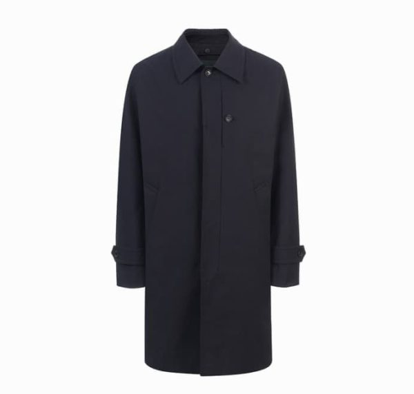 Hospital Playlist Yoo Yeon Seok padding liner mac coat is extremely classy