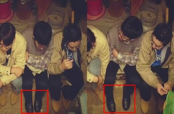 Hospital Playlist Jung Kyung Ho SMOOTH LEATHER OXFORD SHOES are completely elegant