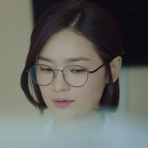 Hospital Playlist Jeon Mi Do Black glasses is absolutely classy