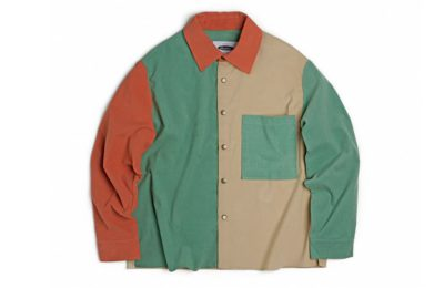 Hospital Playlist Jung Kyung Ho 16's Corduroy Pastel Shirts-Jacket is super good-looking