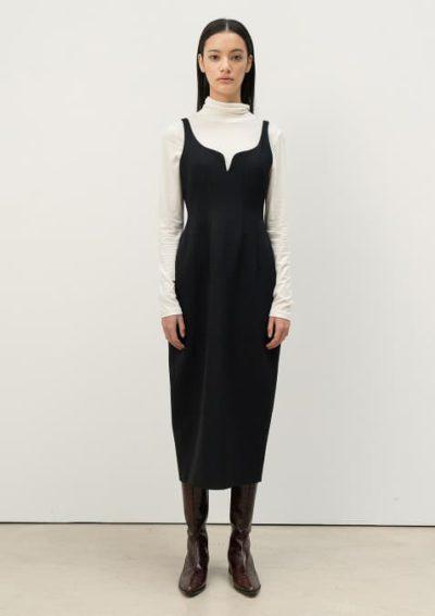 Mein Mitbewohner ist ein Gumiho Kang Han Na Voluminöses Leibchenkleid ist extrem hinreißend